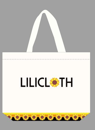 Lilicloth Shopping Canvas Bag